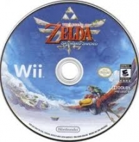 Legend of Zelda, The: Skyward Sword (25th Anniversary) Box Art