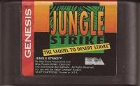 Jungle Strike: The Sequel to Desert Strike (cardboard box) Box Art