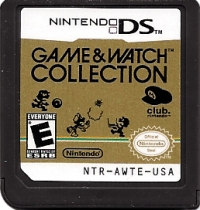 Game & Watch Collection Box Art