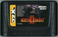 Mortal Kombat II: Kyuukyoku Shinken Box Art