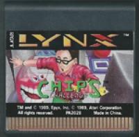 Chip's Challenge Box Art