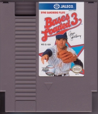 Bases Loaded 3 Box Art