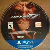 Tekken 7 Box Art