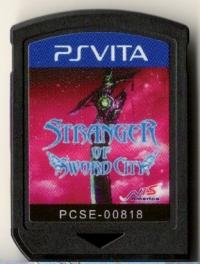 Stranger of Sword City Box Art