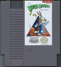 Bugs Bunny Crazy Castle, The Box Art