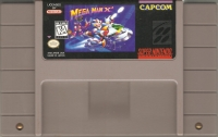 Mega Man X2 Box Art