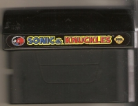 Sonic & Knuckles Box Art