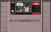 Super Star Wars (JVC) Box Art