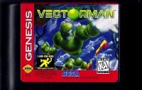 Vectorman Box Art