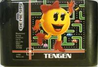Ms. Pac-Man Box Art