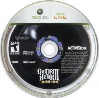 Guitar Hero III: Legends of Rock Box Art