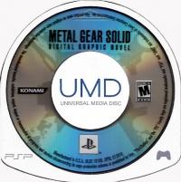 Metal Gear Solid: Digital Graphic Novel Box Art