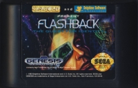 Flashback: The Quest for Identity Box Art