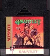 Gauntlet (black cartridge) Box Art
