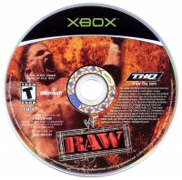 WWF Raw Box Art