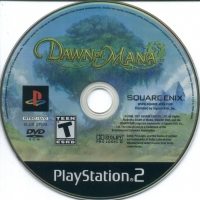 Dawn of Mana Box Art