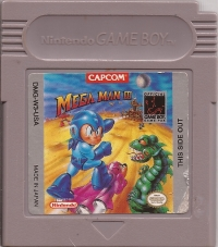 Mega Man III Box Art