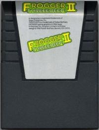 Frogger II: Threeedeep! Box Art