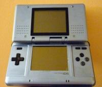 Nintendo DS (Light Blue) [EU] Box Art