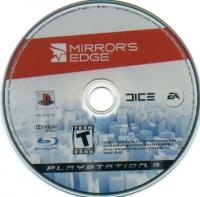 Mirror's Edge Box Art