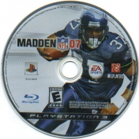 Madden NFL 07 Box Art