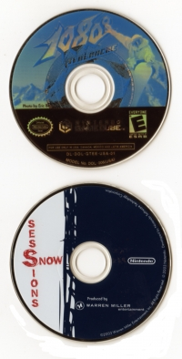 1080° Avalanche - with Bonus DVD Box Art