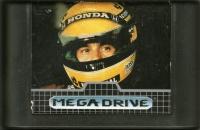 Ayrton Senna's Super Monaco GP II Box Art