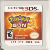 Pokémon Sun Box Art