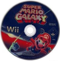 Super Mario Galaxy [DE] Box Art