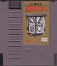 Legend of Zelda, The - Classic Series Box Art