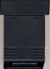 Adventures of Tron (black label) Box Art