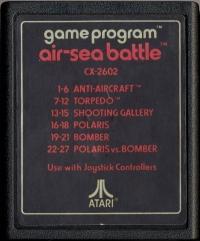 Air-Sea Battle (text label) Box Art