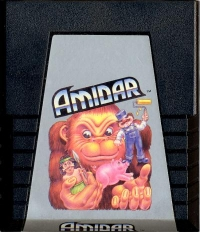 Amidar Box Art