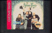 Addams Family, The Box Art