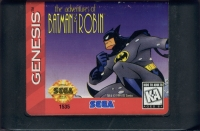 Adventures of Batman & Robin, The (cardboard slidebox) Box Art
