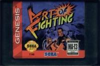 Art of Fighting Box Art