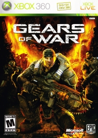 Gears of War Box Art