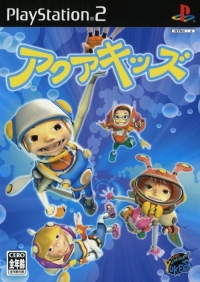 Aqua Kids Box Art
