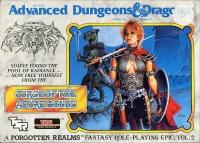Advanced Dungeons & Dragons: Curse of the Azure Bonds Box Art
