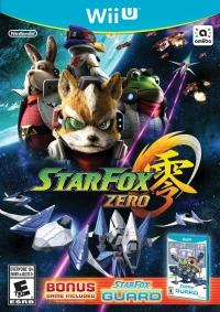 Star Fox Zero (Bonus Game Included Star Fox Guard) Box Art