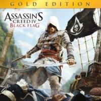 Assassin's Creed IV: Black Flag - Gold Edition Box Art