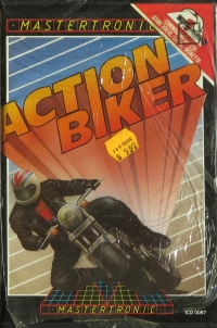 Action Biker [US] Box Art