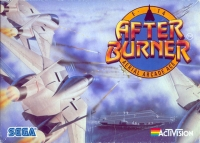 After Burner (+3 Disk) Box Art