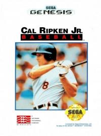 Cal Ripken Jr. Baseball Box Art