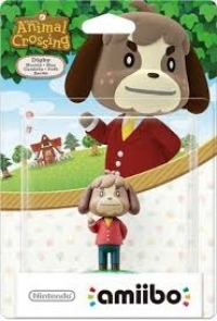 Digby - Animal Crossing Box Art