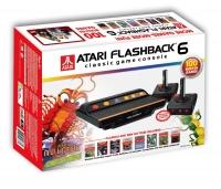 Atari Flashback 6 Box Art