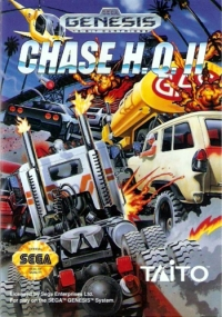 Chase H.Q. II Box Art