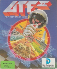 ATF II Box Art