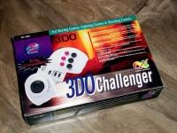 Game Source 3DO Challenger Box Art