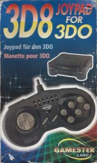 3D8 Joypad Box Art